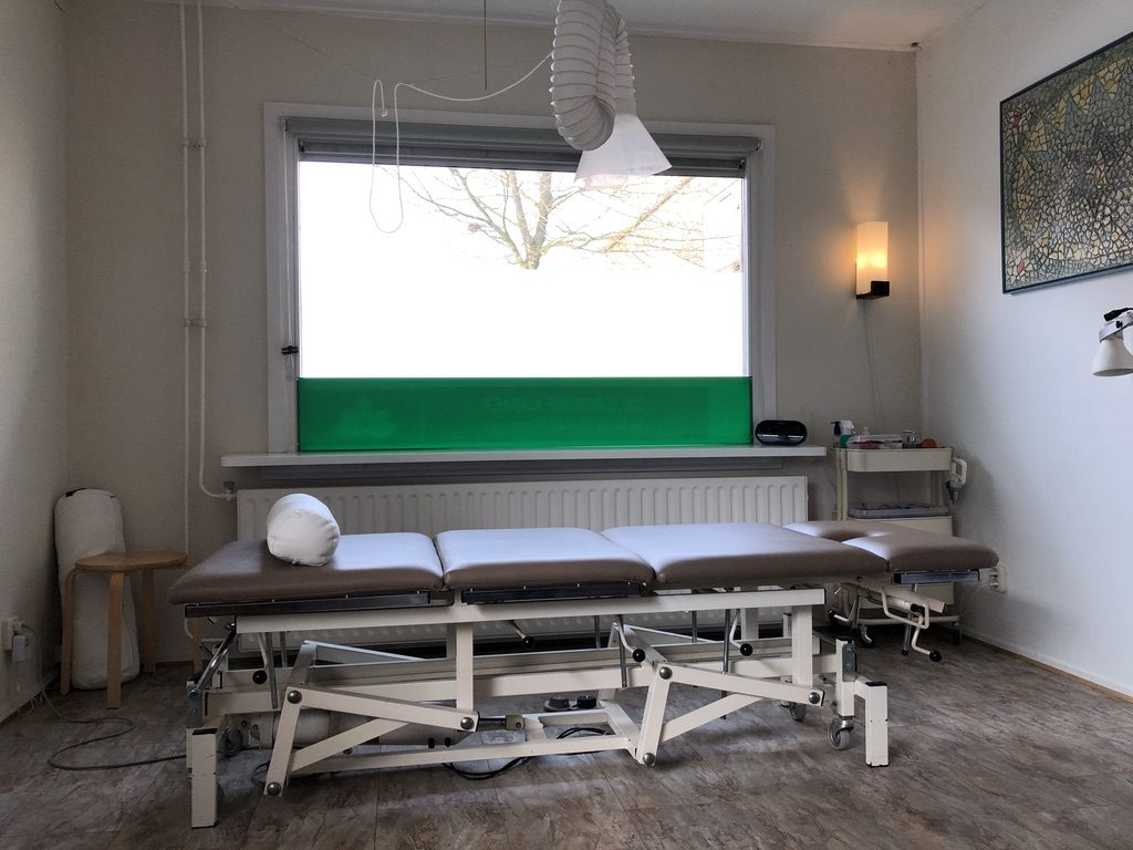 De Groene Kamer TuiNa Massage Therapie